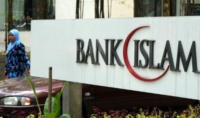 Egy malajziai iszlám bank forrás: www.biyokulule.com