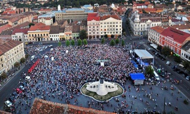 Az eddigi legnagyobb összegű támogatást kapta az önkormányzattól a Kolozsvári Magyar Napok