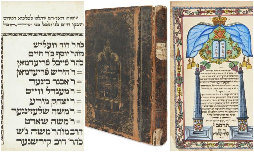 Egy lépéssel közelebb került a hazatéréshez a holokausztban eltűnt kolozsvári 19. századi zsidó regisztrum
