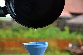 Ism�t nagy olaj- �s hullad�kgy�jt�s lesz Cs�kszered�ban