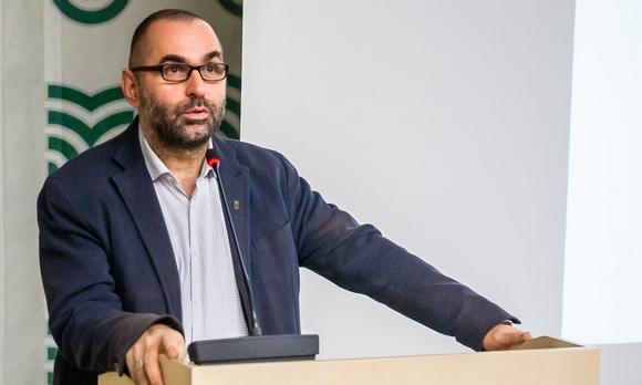 Szenkovics Dezső lett a Sapientia EMTE Kolozsvári Karának új dékánja