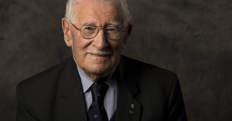 """101 éves korában meghalt Eddie Jaku holokauszttúlélő, """"a világ legboldogabb embere"""""""