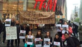 Kir�gj�k a terhes n�ket: s�lyos vissza�l�sek a H&M-et kiszolg�l� �zsiai gy�rakban