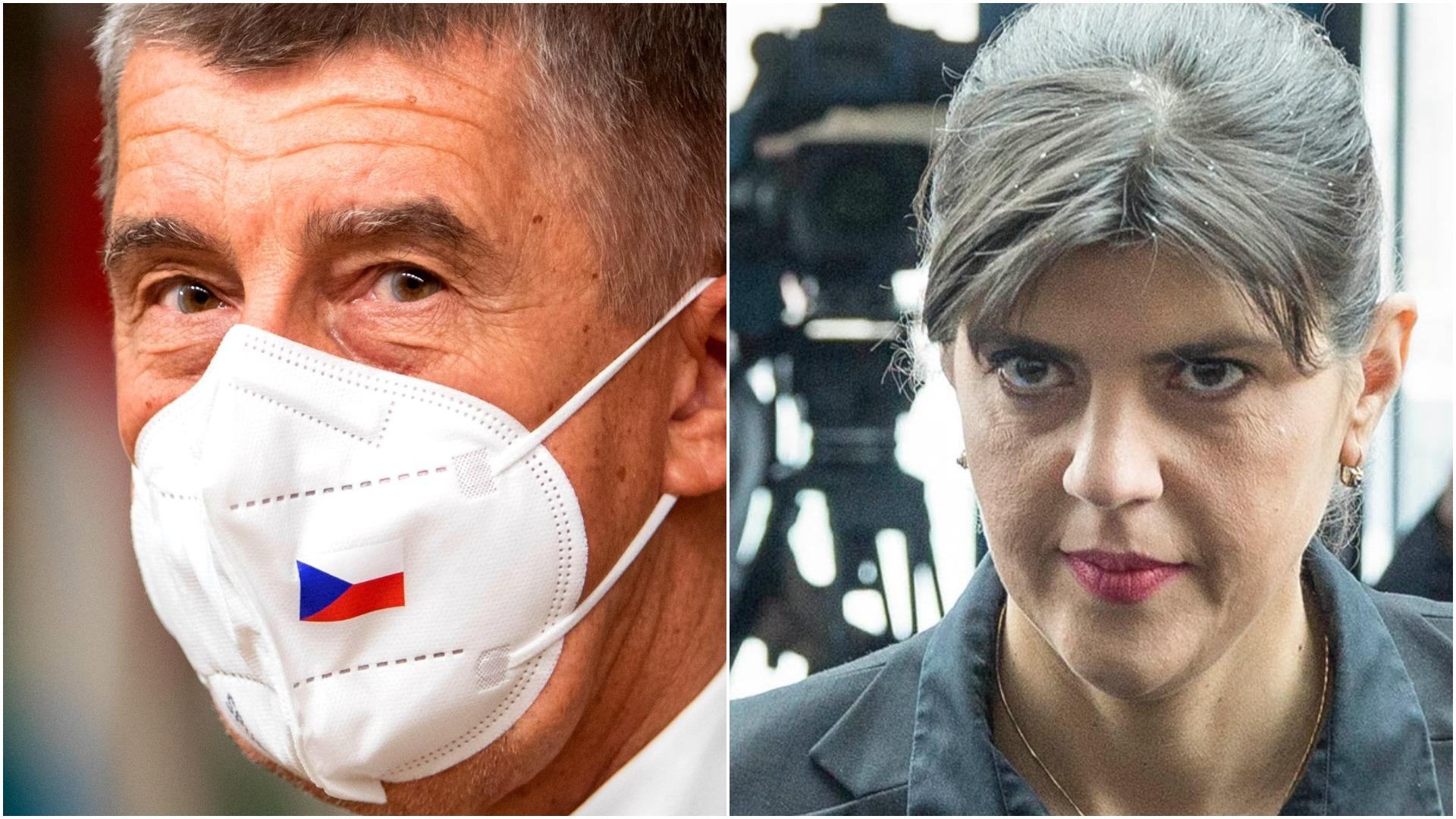 """Igazi """"nagyvad"""" a Kövesi-féle Európai Ügyészség egyik első gyanúsítottja. Andrej Babis cseh kormányfő ügyeit vizsgálják"""