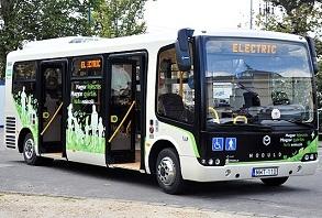2017-ben j�nnek az elektromos buszok Kolozsv�rra