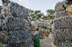 Románia az utolsó elõtti helyen áll az EU-ban hulladék-újrahasznosítás terén