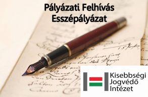 Esszépályázatot hirdet a Kisebbségi Jogvédõ Intézet