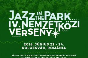 Kezdõdik a nevezés a Jazz in the Park Nemzetközi Versenyre
