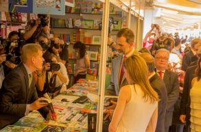 Románia a díszvendége az idei madridi nemzetközi könyvfesztiválnak
