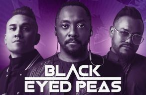 A The Black Eyed Peas is fellép az Untoldon