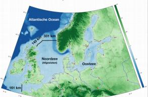 Egy kutatás szerint fallal kellene megakadályozni, hogy a tengerszint emelkedése ne árassza el Európa több települését
