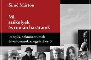 Mi, székelyek és román barátaink; kötetbemutatót tartanak Sepsiszentgyörgyön