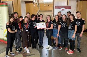 Szatmárnémeti csapat nyerte az Örökségünk õrei országos döntõjét