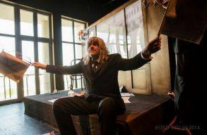 Ady 100: A föltámadás szomorúsága – Földes László Hobo estje a kolozsvári színpadon