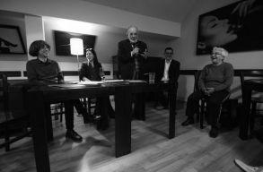 Láng Gusztáv kapta a Méhes György-nagydíjat