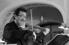 Elhunyt Fátyol Rudolf hegedûmûvész, a szatmárnémeti filharmónia igazgatója