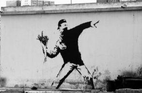 Csütörtöktõl Banksy kiállítás lesz Kolozsváron