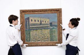 A brit kormány exporttilalmat adott ki Claude Monet egyik festményére