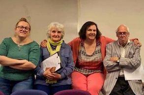 Továbbra is várják a jelentkezõket a Shoshin idõseknek szóló színházi workshopjára