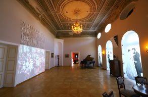Erdõszentgyörgyön nyílt meg Maros megye elsõ kastélymúzeuma