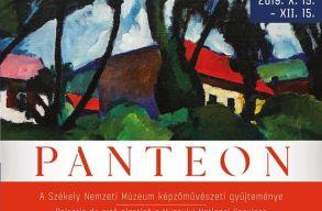 A Panteon hazatér a Magyar Festészet Napjára a Székely Nemzeti Múzeumba
