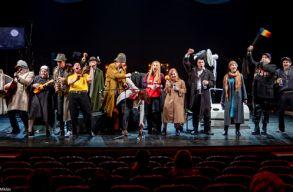 A Szigligeti Színház színésznõjét és egyik elõadását is díjazták a brassói Nemzetközi Kortárs Dramaturgiai Fesztiválon