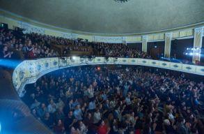 Hétezer száz nézõje volt az Európai Színházi Unió 18. Fesztiváljának