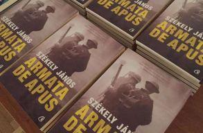 Bemutatták Székely János A nyugati hadtest címû kisregényének román nyelvû fordítását
