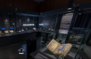 Már online is szét lehet nézni Mátyás király könyvtárában