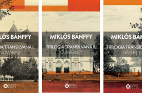 Bánffy Miklós Erdély-trilógiájának román fordítását díjazta a Román Írószövetség