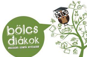 December 12-ig lehet jelentkezni a Bölcs diákok online vetélkedõjére