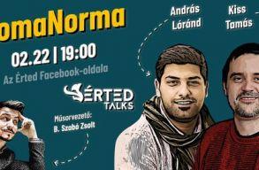 RomaNorma: itt megnézhetõ az Érted beszélgetése az erdélyi roma közösségekrõl
