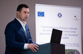 """Tusnádfürdõi konferenciával indult az """"országos medvevédelmi akcióterv"""""""