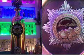 Ellopták a világ legdrágább vodkáját egy koppenhágai bárból