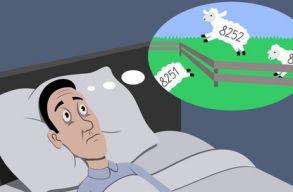 Magyar kutatók dolgoznak a stressz okozta alvászavar csökkentésén