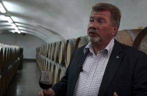 Elõször lett erdélyi borász az Év Bortermelõje: Balla Géza