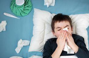 Eltûnõben az influenza