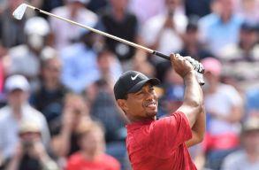 Valaki több mint 1 millió dollárt nyert Tiger Woods Las Vegas-i gyõzelmével