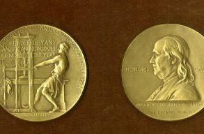 Megvannak az idei Pulitzer-díjasok