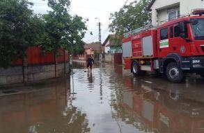 Az Országos Meteorológiai Szolgálat 33 megyére adott ki viharriasztást