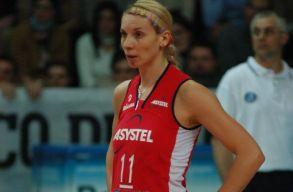 Cristina Pîrv, a legendás román röplabdázó is a Yuppi Camp nagykövete lett