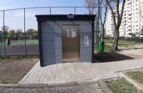 Két új, öntisztító, nyilvános illemhelyet létesít a kolozsvári önkormányzat