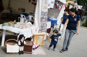 A Heves megyei Szüreten mutatták be Kovászna és Hargita megye kulturális és gasztronómiai értékeit