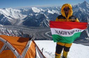 Varga Csaba elindult a Dhaulagiri csúcsára