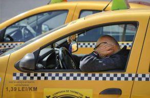 A taxisofõröket érinti legjobban a városi légszennyezettség