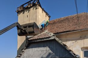 Magyarországi támogatással állítják helyre a betlenszentmiklósi unitárius templomot