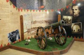 Október 20-ig látogatható a Gábor Áron-féle ágyú a Székely Nemzeti Múzeumban