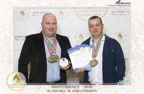 Taroltak a székelyföldi pálinkák a nemzetközi pálinkaversenyen
