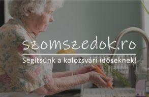 Elindult a szomszedok.ro, a kolozsvári magyar idõseket segítõ platform