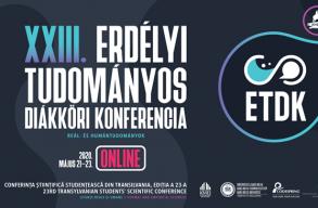 Online térben kerül megrendezésre az idei ETDK